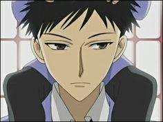High School Host Club Mori | Morinozuka Takashi (Mori). Host Member.
