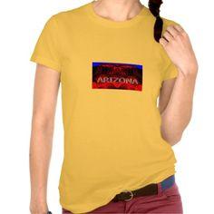 Arizona Womens T Shirt