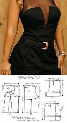 Transparent overalls...<3 Deniz <3