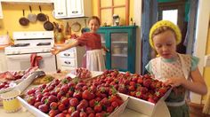 Little Flower Farm - A New Catholic Land Movement family