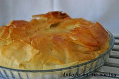 Spanakopita, Queso Feta, Snack Recipes, Snacks, Empanadas, Slow Cooker, Cabbage, Food And Drink, Chips