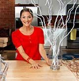 How to DIY branch centerpieces.. I will definitely need your assistance @Connie Hawkins and @Kimber Hawkins