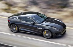 Jaguar F-Type coupe...I got space in my garage for this one.