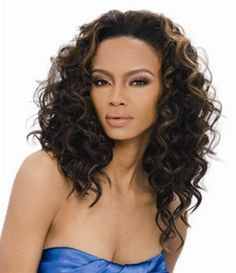 Half Wigs comes in synthetic and human hair, pixie cut, curly and wavy styles. Half Wigs are most popular style during summer season Quick Weave Hairstyles, Braided Ponytail Hairstyles, Braided Hairstyles, Outre Half Wig, Outre Hair, Curly Half Wig, Half Wigs, Curly Wigs, Bombshell Hair