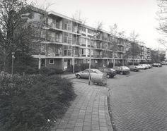 konvooistraat 1988 Historisch Centrum Leeuwarden - Beeldbank Leeuwarden