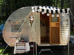 14114 Best Vintage Trailers Campers Glampers Images In