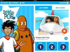 BrainPOP ESL.  This has been a very helpful tool when working with ELL students.  Subscription Required!  #etlobest