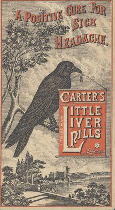 Primary AdvertiserCarter Medicine Company  Primary Advertiser LocationNew York  Additional AdvertisersO. Monroe Druggist: New York  Printer / Lithographerunknown  Date.originalca. 1900