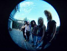 Izzy Stradlin Axl Rose Slash Steven Adler Duff Mckagan