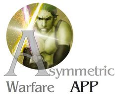 Asymmetric Warfare app, coming soon- Just Play! #gaming