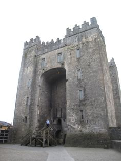 Bunratty Castle - County Clare, Ireland