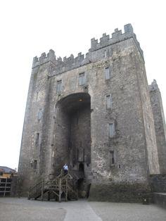 Bunratty Castle - County Clare, Ireland