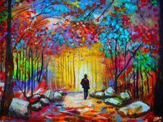 Heavenly path