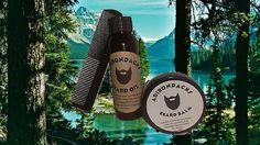 Hand Crafted Adirondacks® Beard Oil 2oz Conditioner + 2oz Beard Balm + Comb #Adirondacksbeardoil