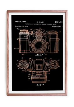 Really Nice Things camera poster