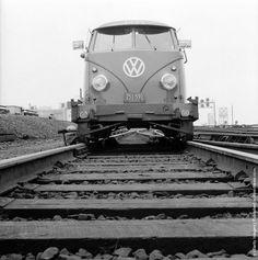 VW Kombi Train cool :-) im lovin it