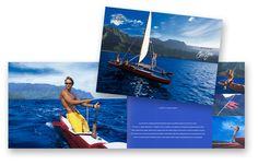 Maui Jim - The Sun Still Guides Us Catalog Spread