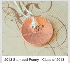 Stamped Penny