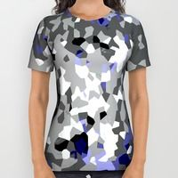 All Over Print Shirt featuring Crystallize 2 by Latidra Washington