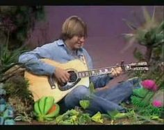"""The Garden Song (""""Season 4, episode 1 of the Muppet Show. John Denver's take on The Garden Song, complete with singing plants."""")"""