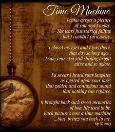 Time Machine♡♡♡ love this... brings back alot of memories