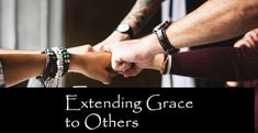 Extending Grace to Others | Thoughts about God by Katherine Kehler
