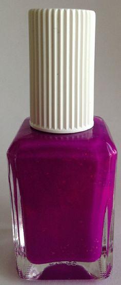 Name: Sample XXH #14  Description: Dark Fuchsia with a little bit of flake shimmer, dries matte