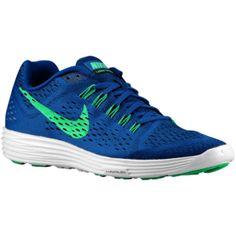 new products 428a1 42f8d Nike LunarTempo - Men s - Lyon Blue White Black Poison Green