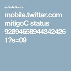 mobile.twitter.com mitigoC status 928946589443424261?s=09