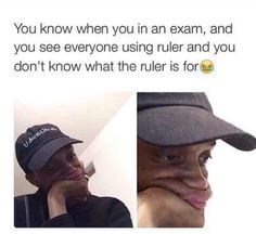 meme,dank-These finals next week 😊edgy meme dank dankmemes lmao lol memes funnyayylmao anime pepe nochill hilarious johncena lmfao Really Funny Memes, Stupid Funny Memes, Funny Relatable Memes, Funny Tweets, Haha Funny, Funny Posts, Hilarious, Funny Stuff, Exam Funny Quotes