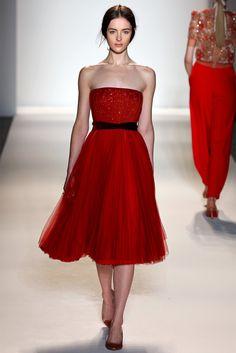 Sfilata Jenny Packham New York - Collezioni Autunno Inverno 2013-14 - Vogue