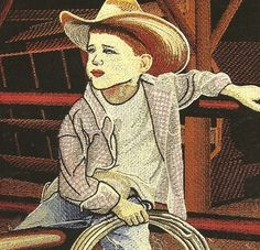 cory dean's cowboy kid