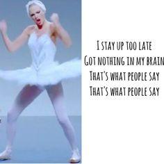 Taylor Swift Shake It Off