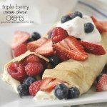 19 amazingly delicious Crepes Recipes