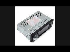 ลดพิเศษ 4016C 4.1 Inch Embedded Car MP5 Player with USB SD AUX Ports LCD...