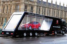 Nuove SEAT Ibiza, tour per il Regno Unito in una teca trasparente