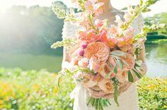 beautiful flowers! #wedding #flowers