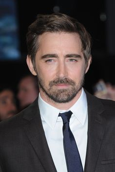 Lee Pace at The Hobbit: Battle of the Five Armies London Premiere on December 1st, 2014.
