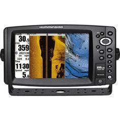 Humminbird 999ci HD SI Combo Fish Finder System, Black