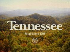 My second home. This is where I truly grew up and learned who I was and who I wanted to be. Part of my heart will ALWAYS be in Tennessee