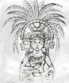 Aztec by LadyFatality on deviantART