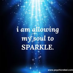 align to your highest self. shine bright!