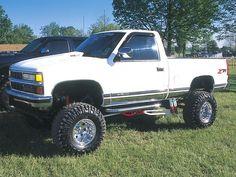 1991 chevy z71