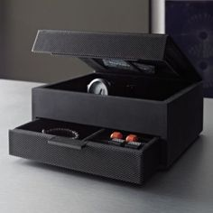 Buy Kenneth Cole Reaction Home Lidded Valet Box from Bed Bath & Beyond