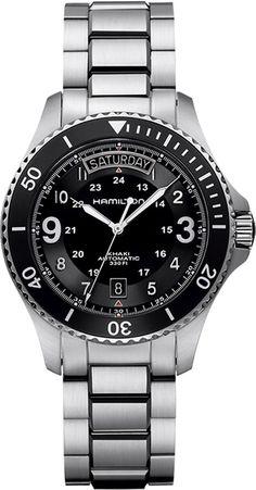 H64515133, H64515133, Hamilton scuba auto watch, mens
