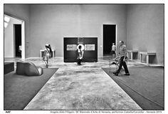 https://flic.kr/p/x8UrR3 | 56' Biennale d'Arte di Venezia, performer CABELLO/CARCELLER - Venezia 2015