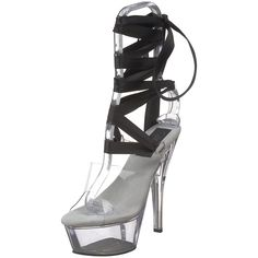 Pleaser Women's KISS-295/C/M Platform Sandal -- Check this awesome product by going to the link at the image.