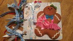CCCC Pre-made Ginger Bread Scrapbook Album by detailed4u in Crafts, Scrapbooking & Paper Crafts, Scrapbooking Albums | eBay