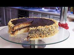 "Tort ""POVESTE"" (de post) | Reghina Cebotari - YouTube Romanian Desserts, Raw Vegan, Tiramisu, Veggies, Sweets, Ethnic Recipes, Videos, Disney, Food"