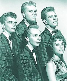 """The Skyliners, """"Since I Don't Have You"""" 1959."""